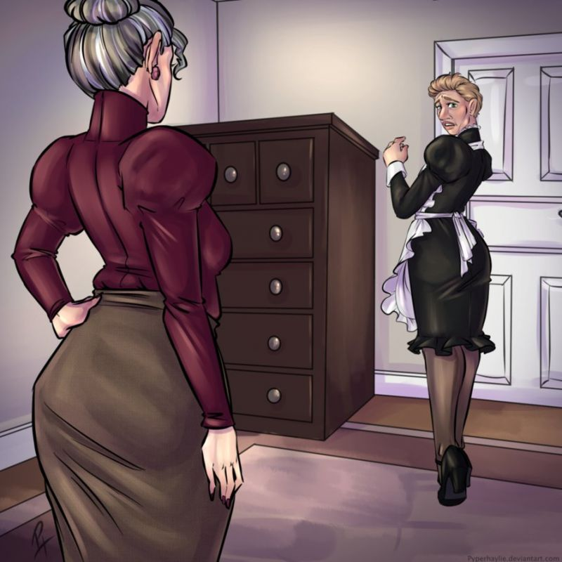 Domestic Discipline Story
